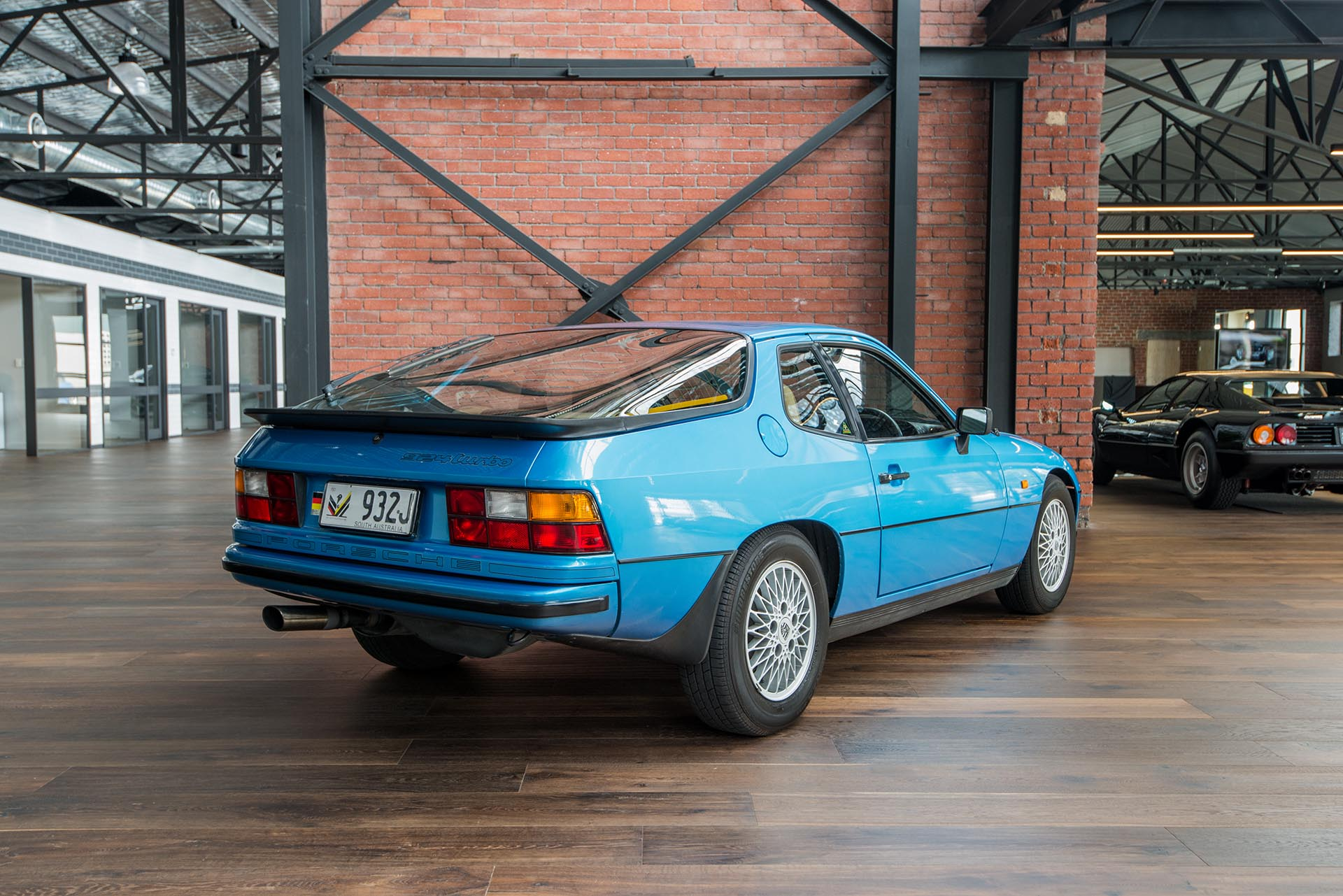 1980 Porsche 924 Turbo Richmonds Classic Amp Sports Cars