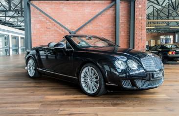 MY2011 Bentley GTC Speed