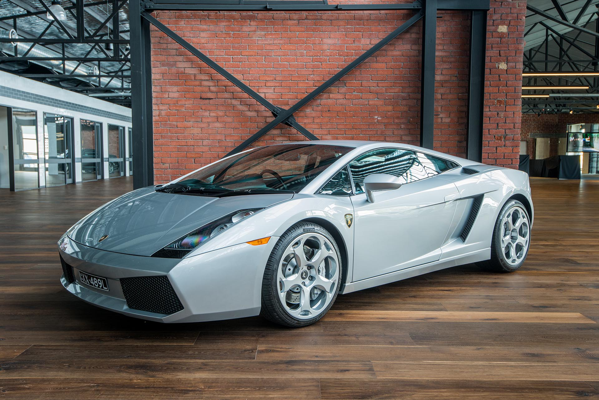 2004 Lamborghini Gallardo Richmonds Classic Prestige