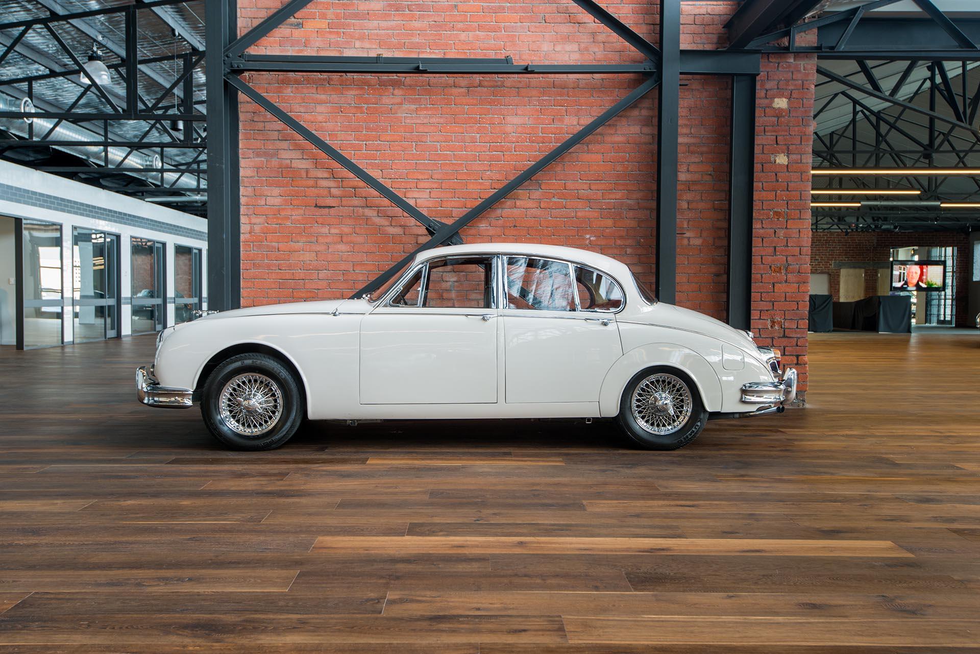 What Is Sedan Car >> 1962 Jaguar Mk2 3.4 Manual Sedan - Richmonds Classic & Prestige Cars