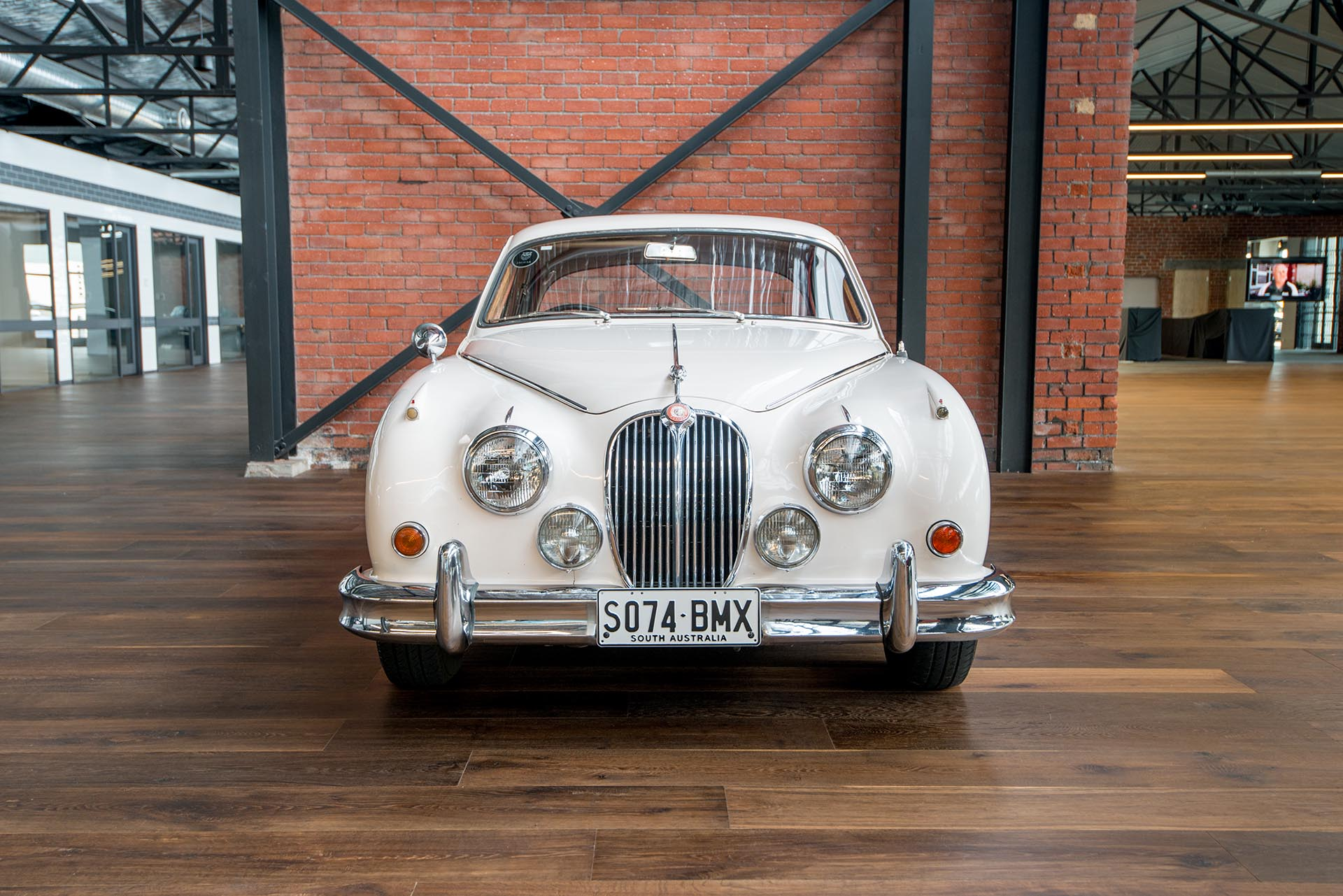 1962 Jaguar Mk2 3 4 Manual Sedan Richmonds Classic Prestige Cars