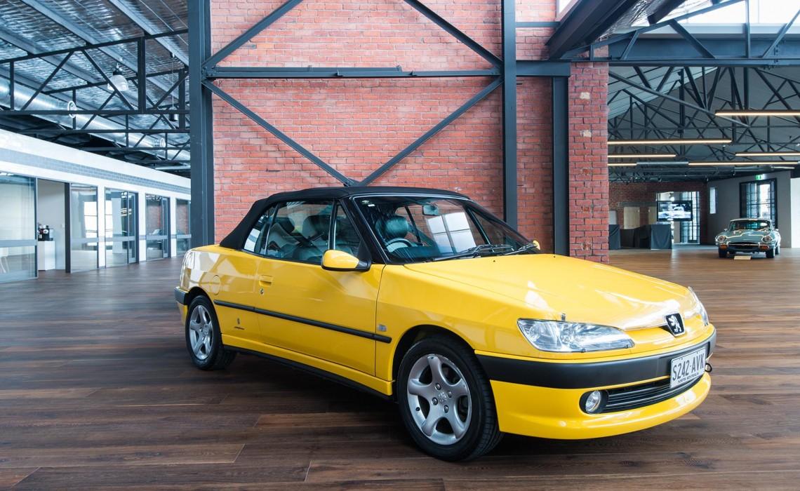 2001 Peugeot 306 Cabriolet For Sale - Richmonds Classic & Sports Cars