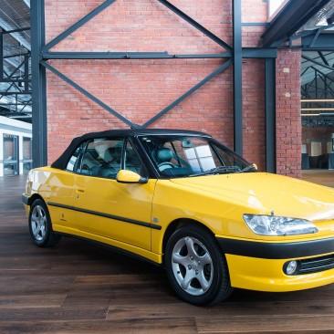 2001 Peugeot 306 Cabriolet