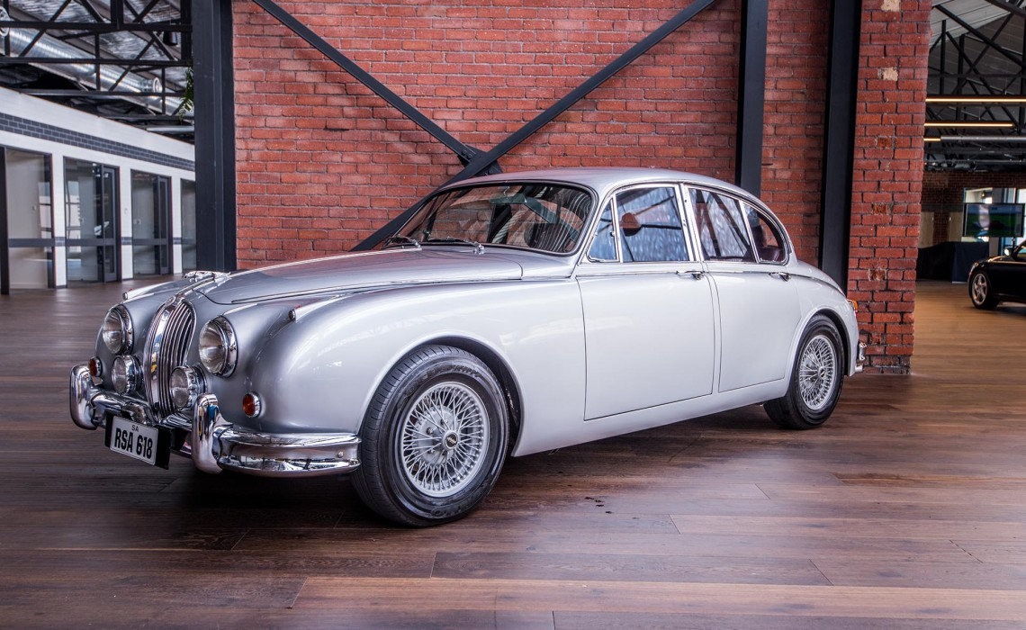 Jaguar Cars For Sale >> 1959 Jaguar Mk ll 3.8 manual - Richmonds - Classic and ...