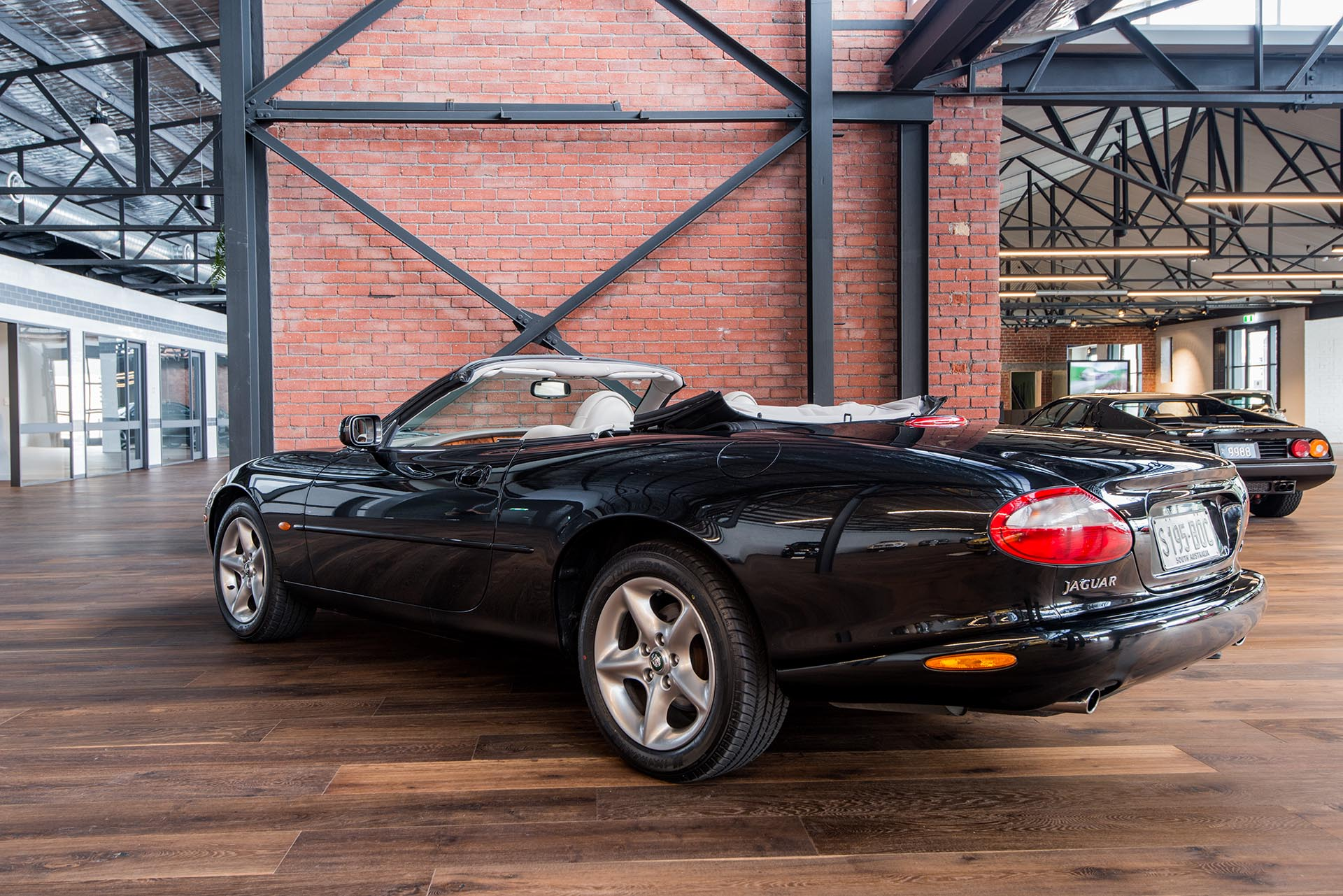 2000 Jaguar Xk8 Convertible Richmonds Classic Amp Sports