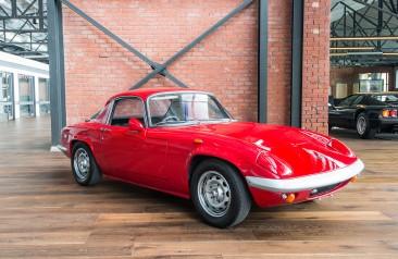 1968 Lotus Elan SE FHC