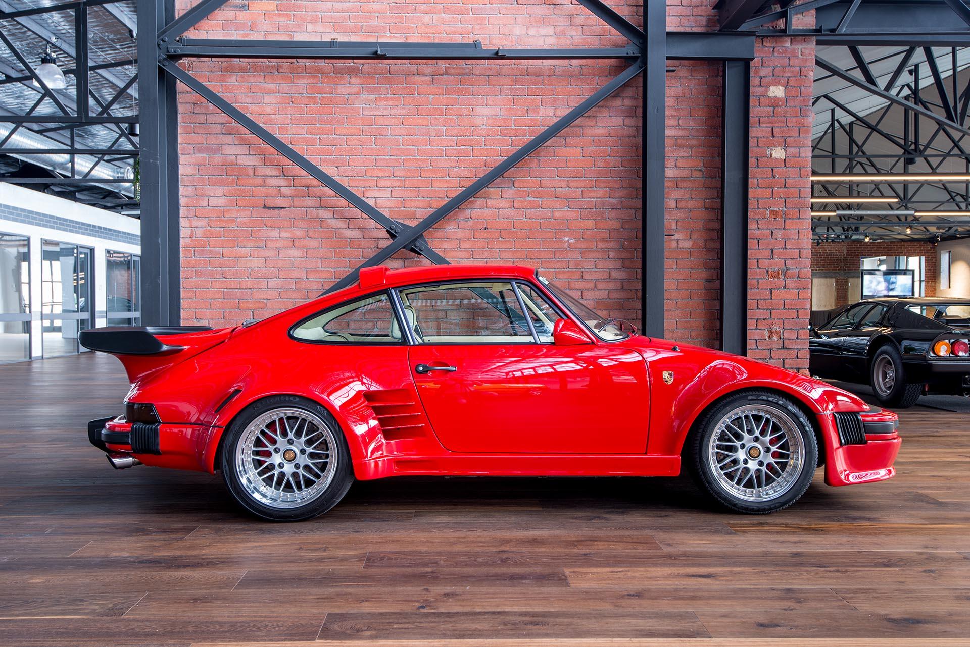1978 Porsche Kremer Turbo For Sale - Richmonds Classic ...