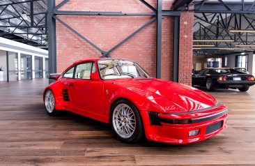1978 Porsche Kremer Turbo