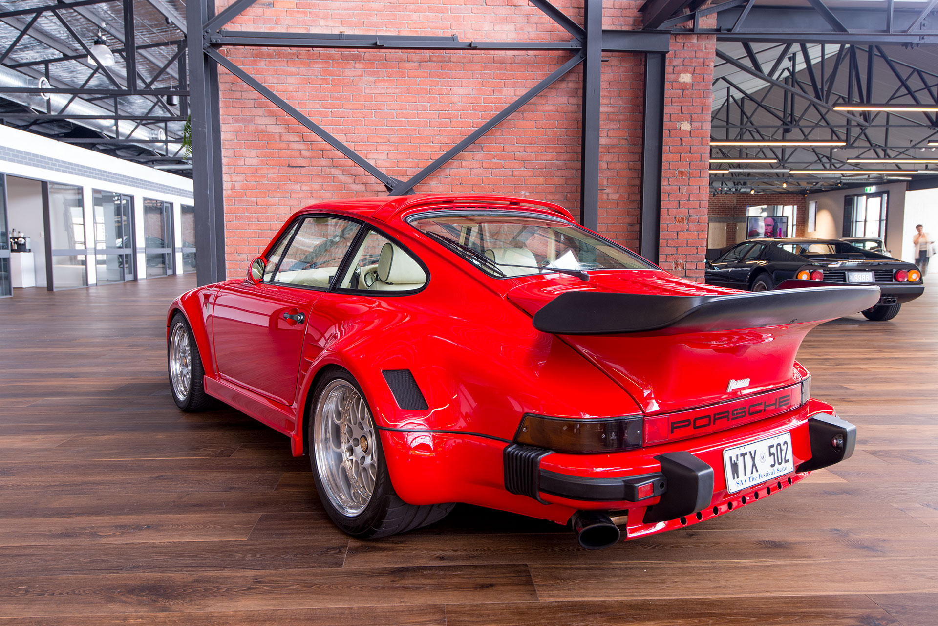 Cars For Sale Adelaide >> 1978 Porsche Kremer Turbo For Sale - Richmonds Classic & Sports Cars