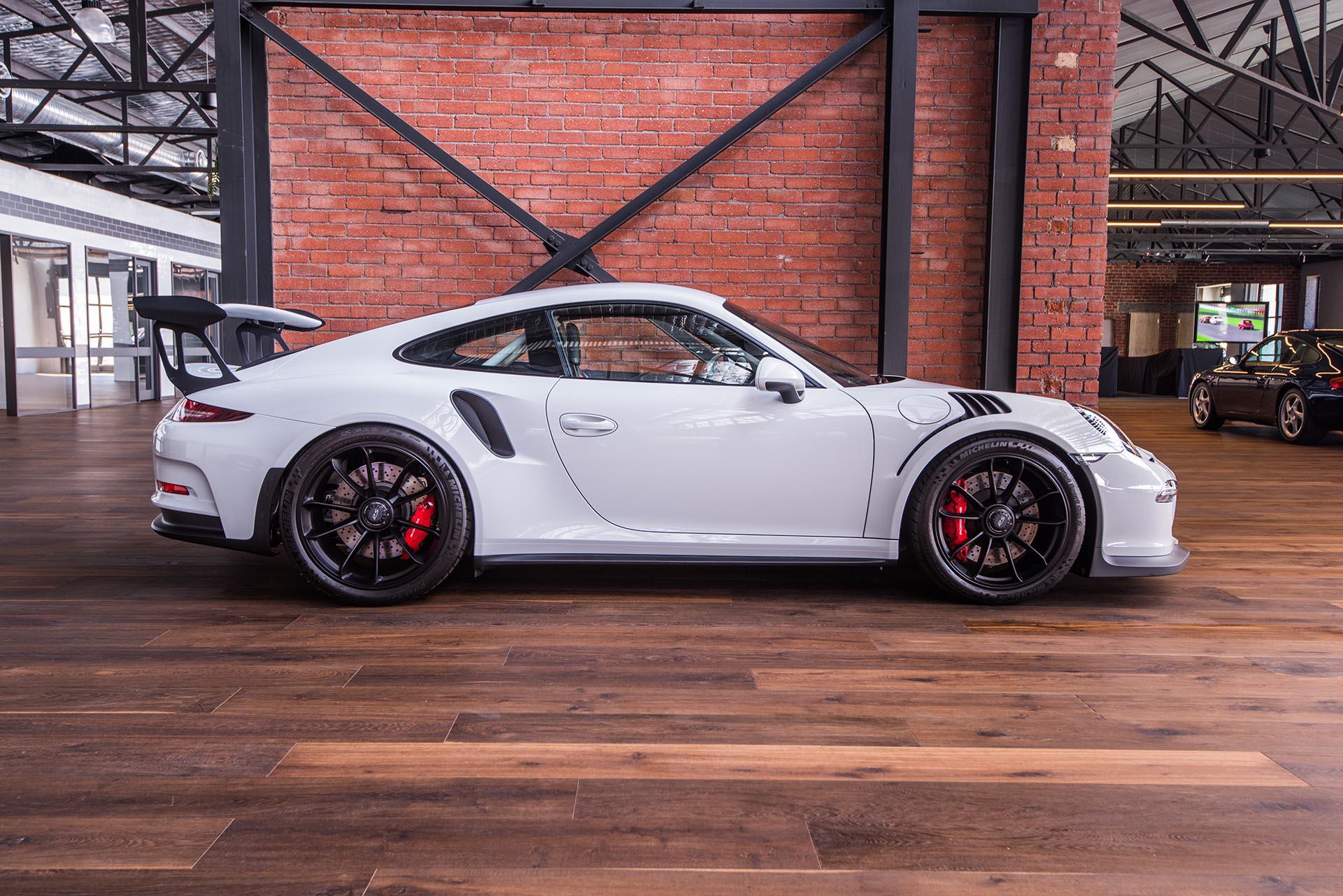 Porsche 911 Gt3rs - Richmonds