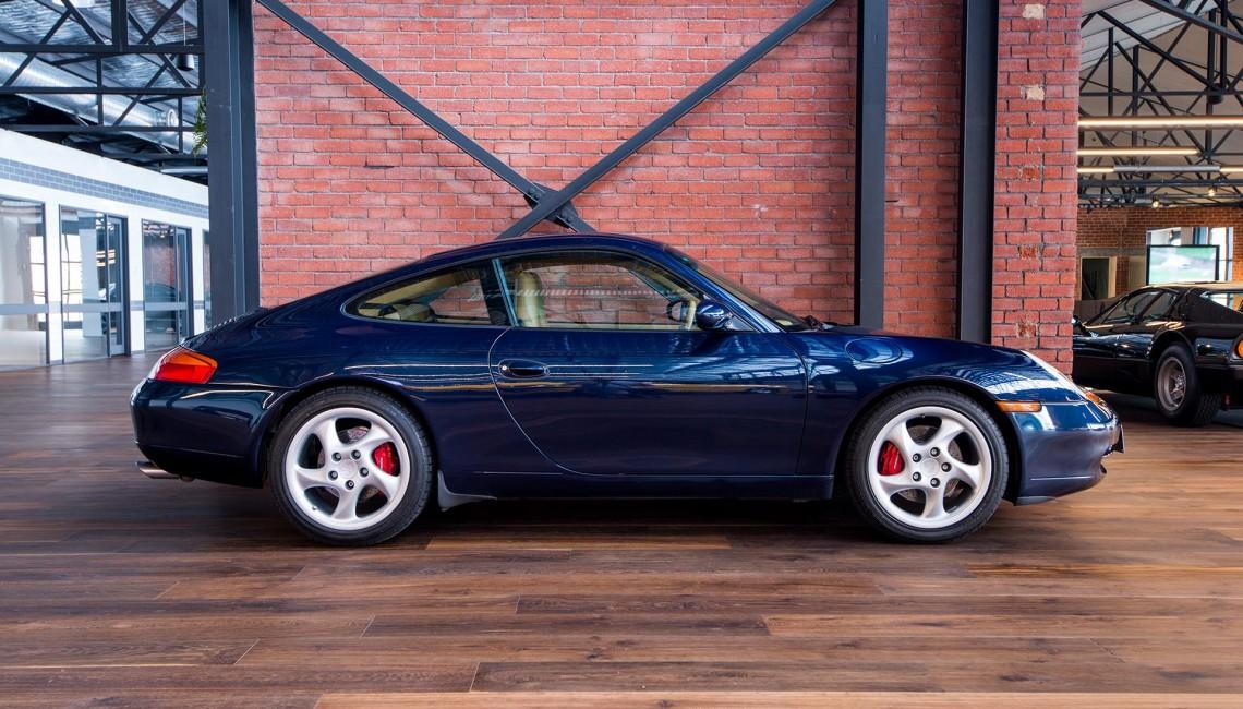 1998 Porsche Carrera Tiptronic