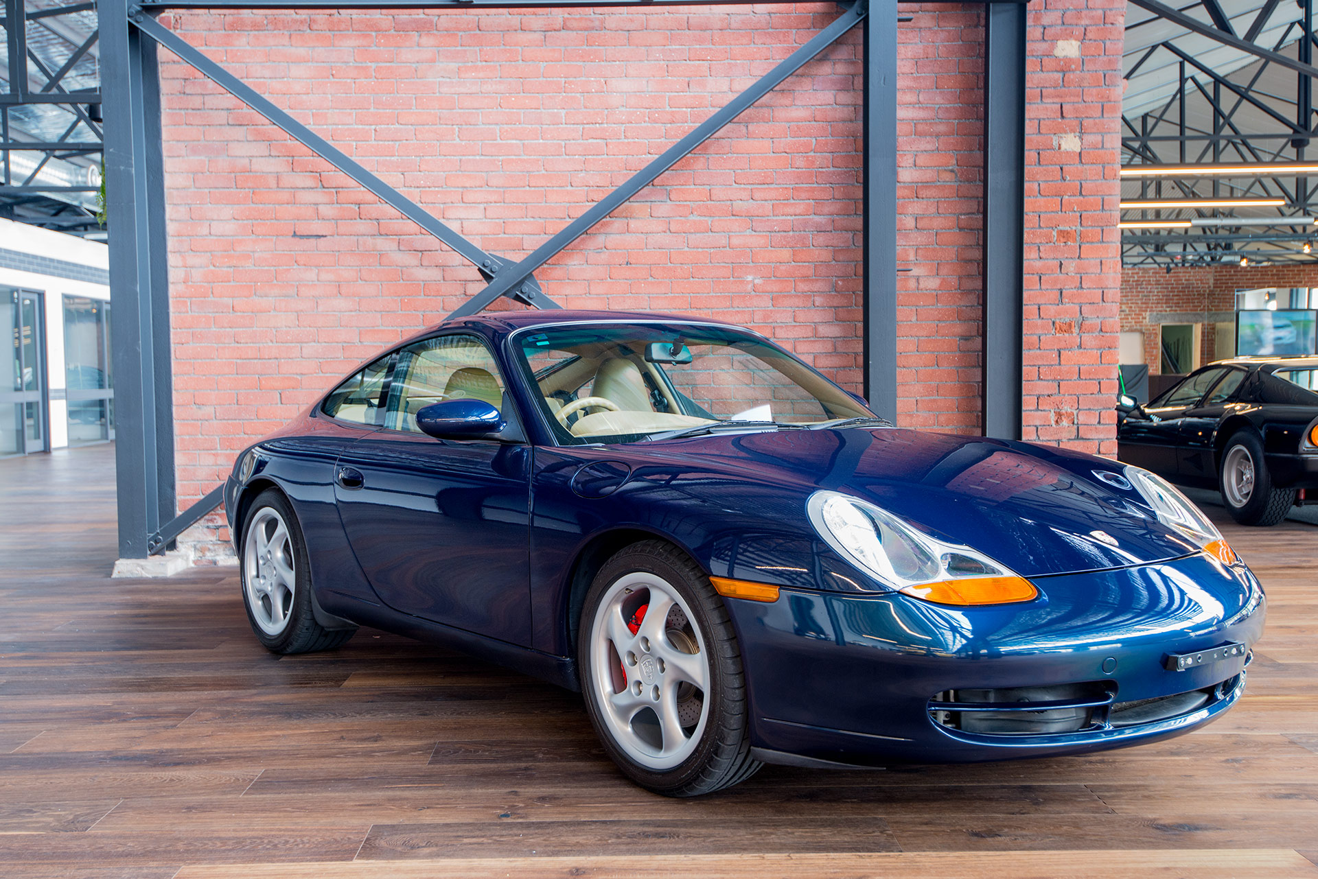 1998 Porsche 911 Carrera Coupe Tiptronic Richmonds