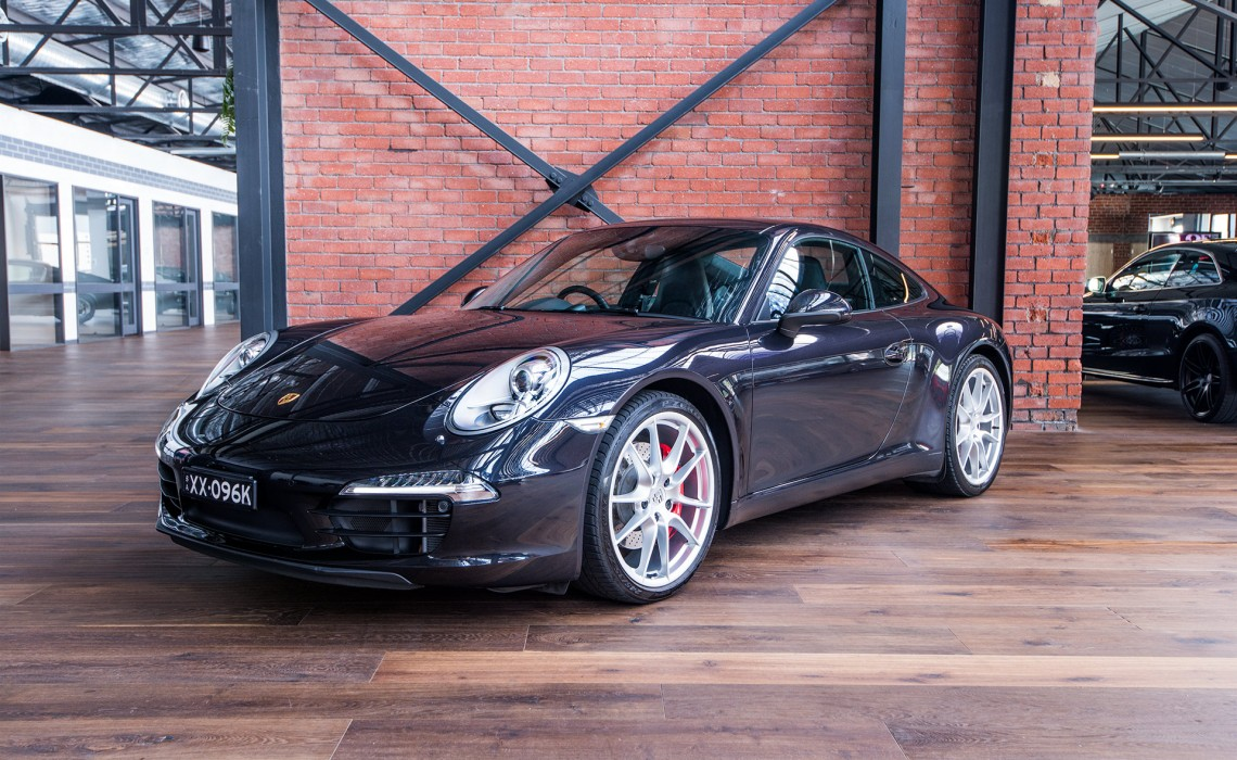 MY13 Porsche Carrera S