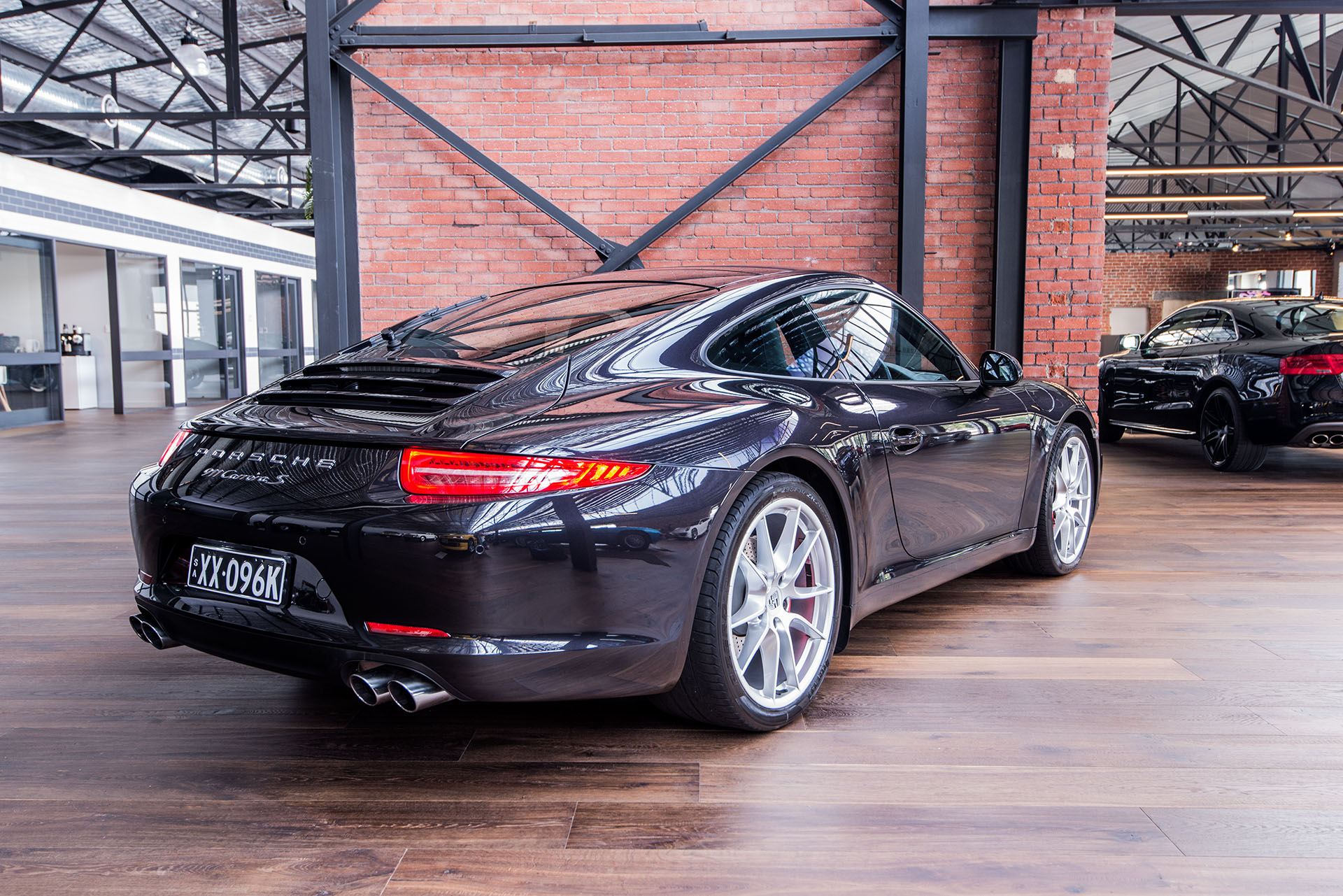 My13 Porsche 911 Carrera S Richmonds Classic And