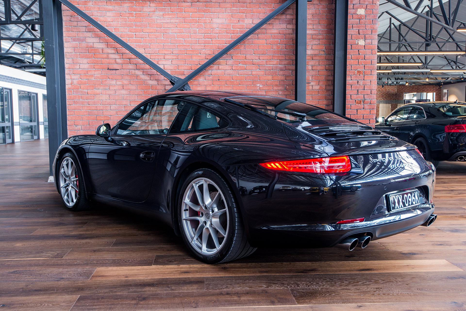 My13 Porsche 911 Carrera S Richmonds Classic And