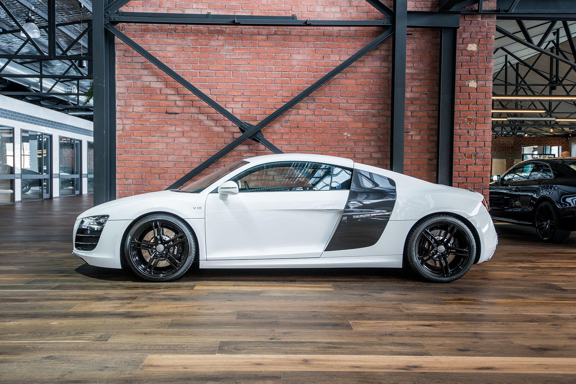 2010 Audi R8 V10 - Richmonds - Classic and Prestige Cars ...