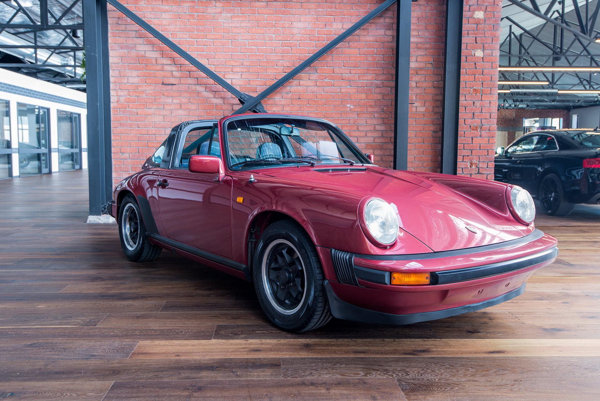 1980 Porsche 911 Sc Targa Richmonds Classic And