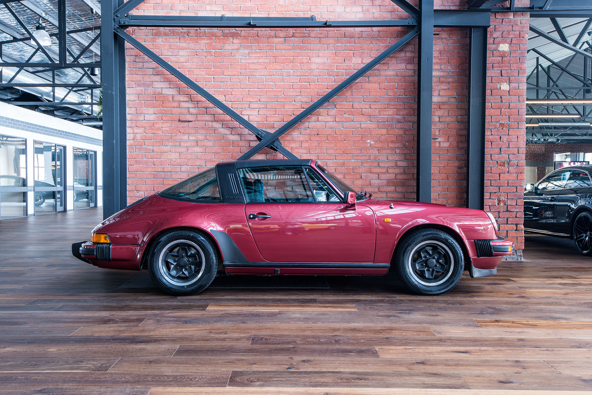 1980 porsche 911 sc targa richmonds classic and. Black Bedroom Furniture Sets. Home Design Ideas