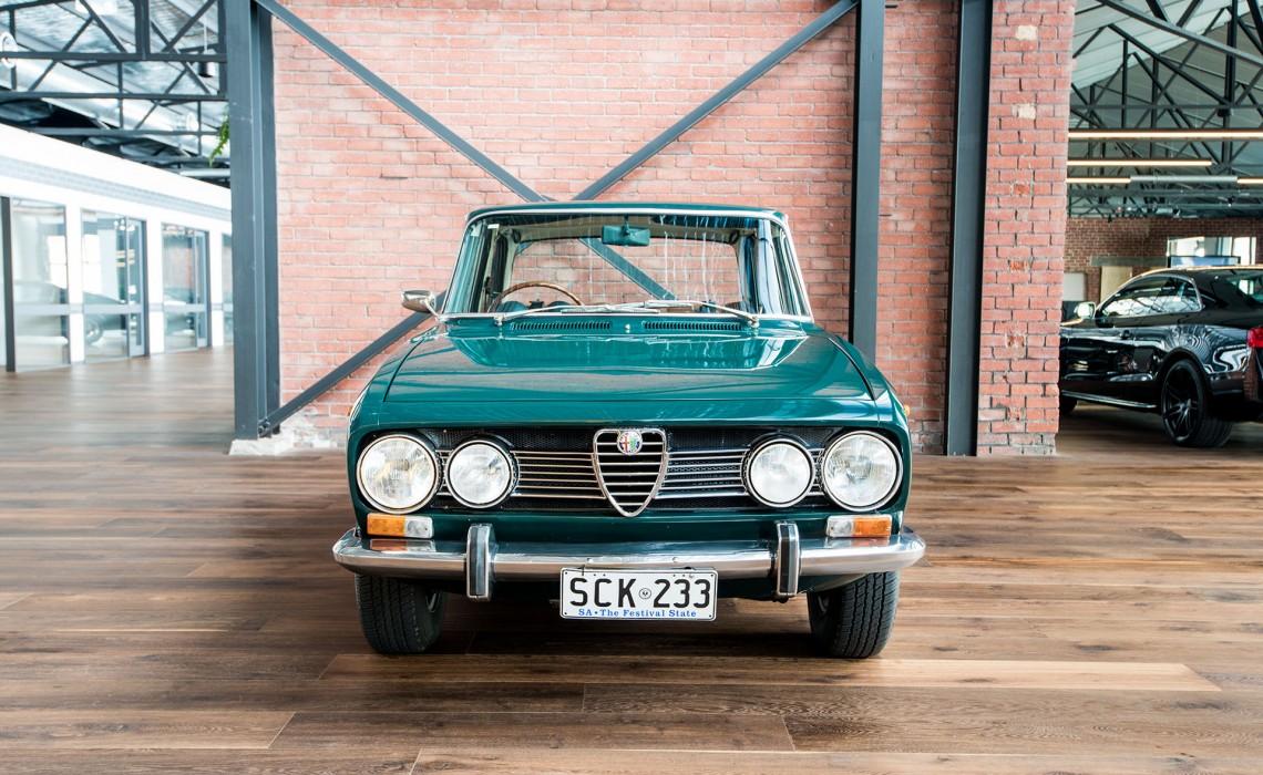 1970 Alfa Romeo Berlina