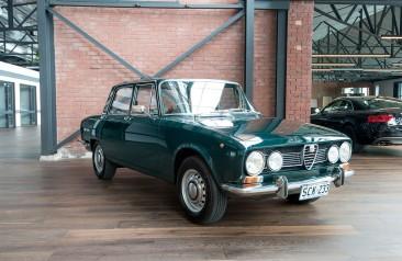 1970 Alfa Romeo Berlina 1750