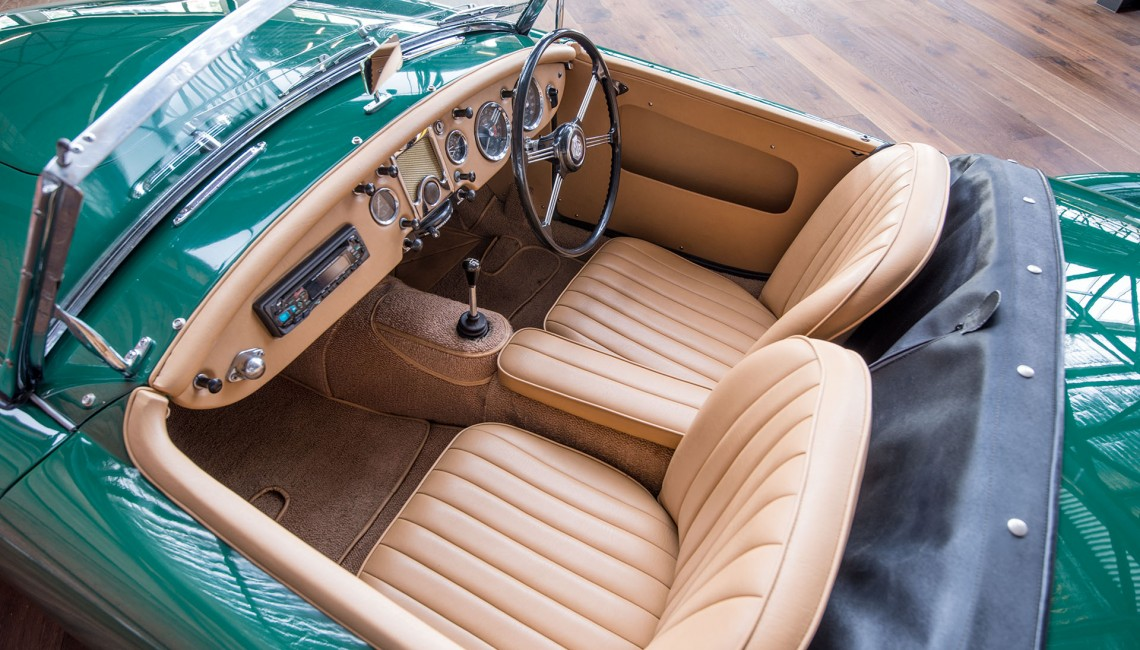 1962 MGA Mkll 1600