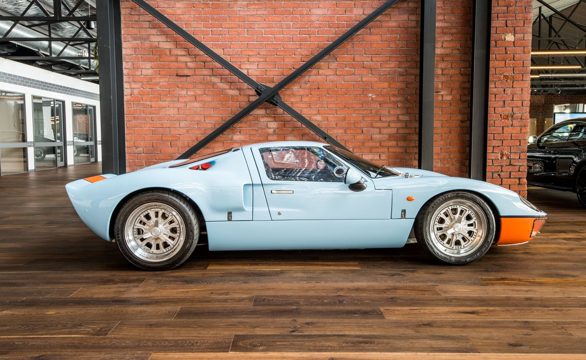 2010 Ford Gt40 Replica Richmonds Classic And Prestige