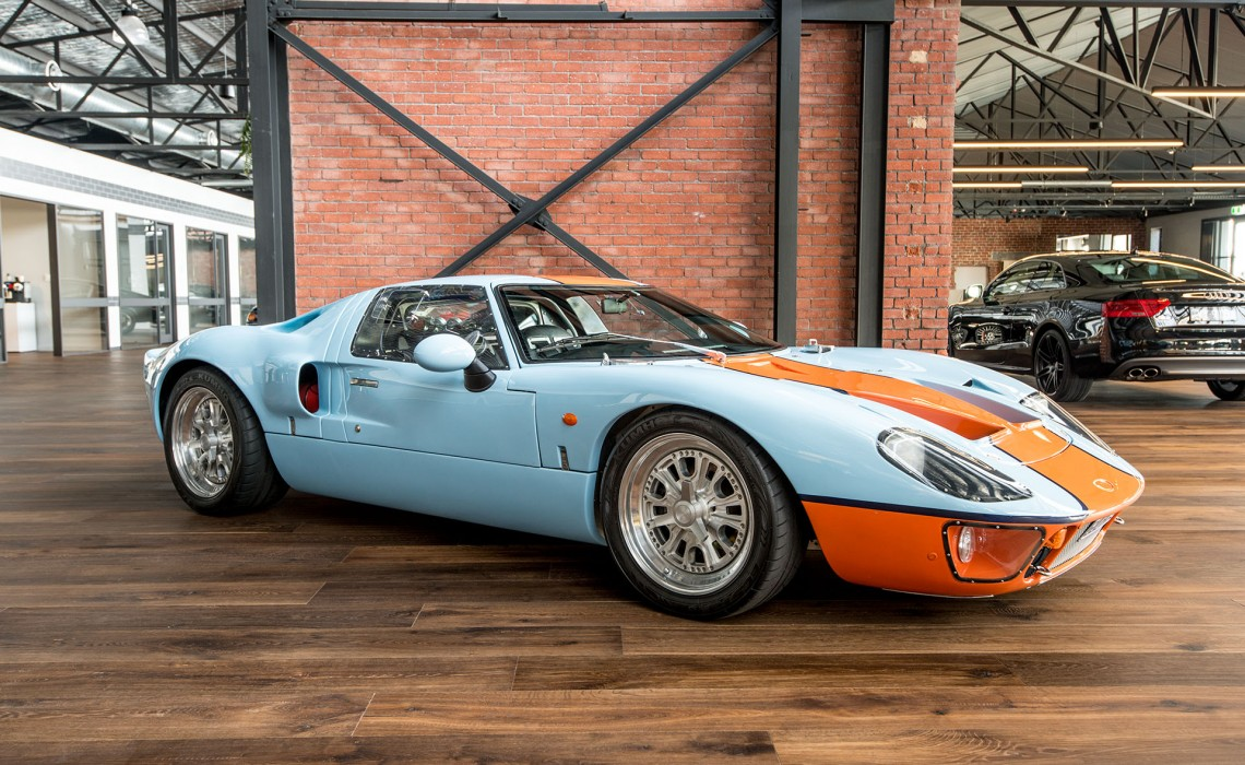 2010 Ford Gt40 Replica - Richmonds