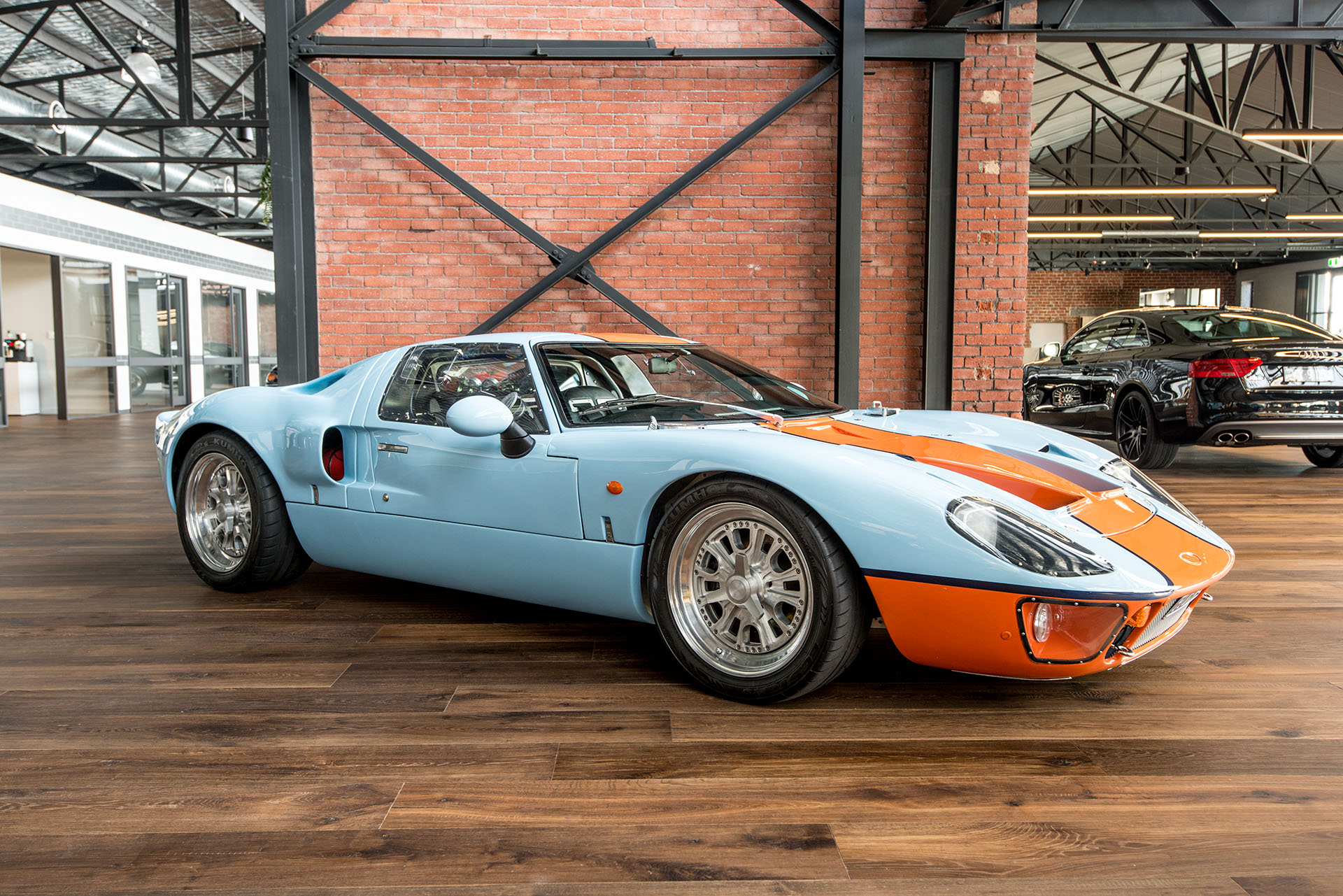 Free Ford Gt Replica With Ford Gt Gulf