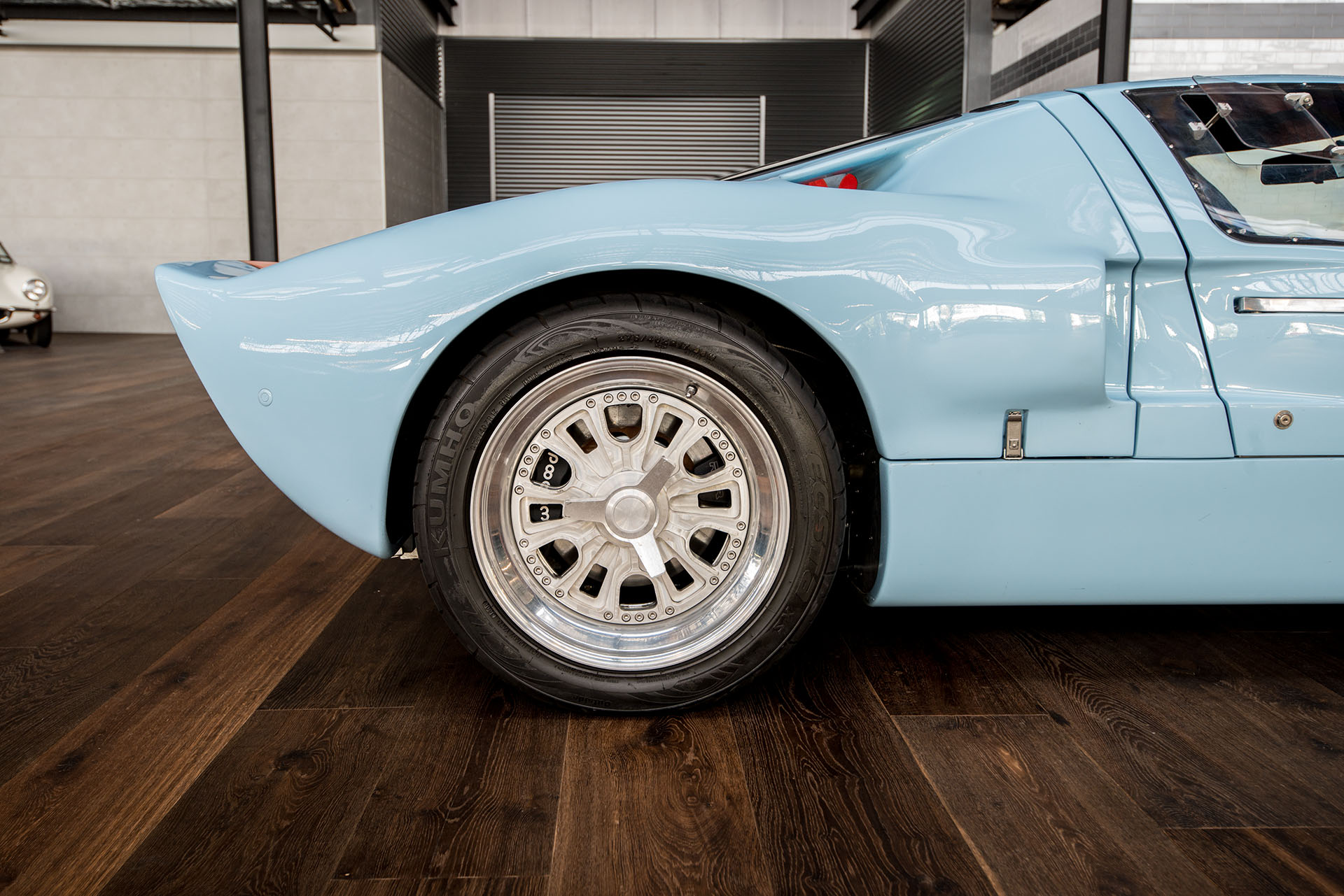 Gt40 Replica For Sale >> 2010 Ford GT40 Replica - Richmonds - Classic and Prestige Cars - Storage and Sales - Adelaide ...