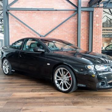 2006 HSV Coupe VZ GTO