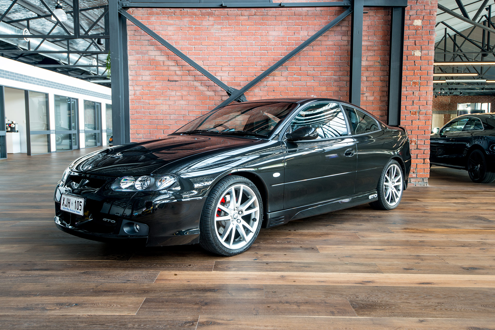 2006 HSV Coupe VZ GTO - Richmonds - Classic and Prestige Cars - Storage and Sales - Adelaide ...