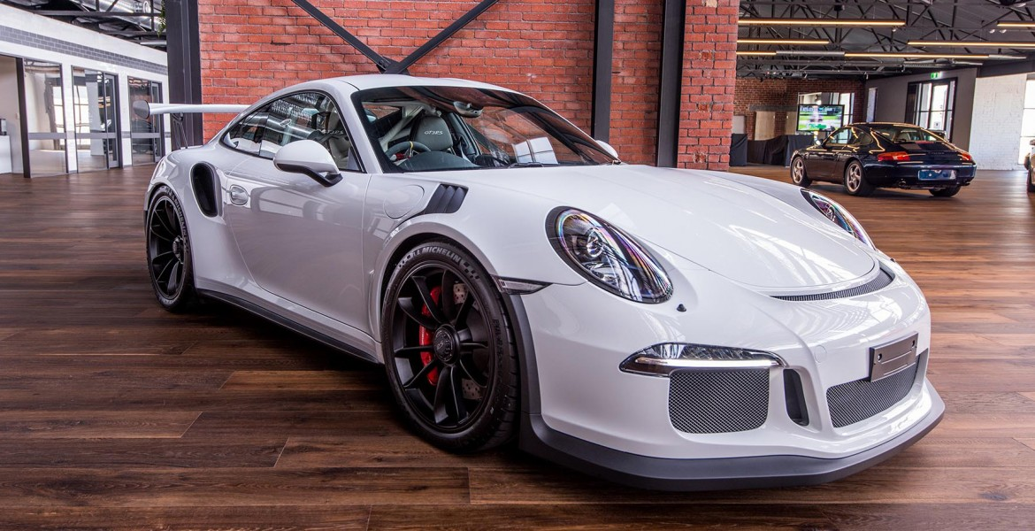 2017 GT3RS