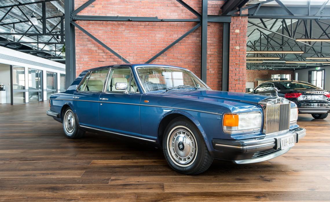 1990 Rolls Royce Spirit ll