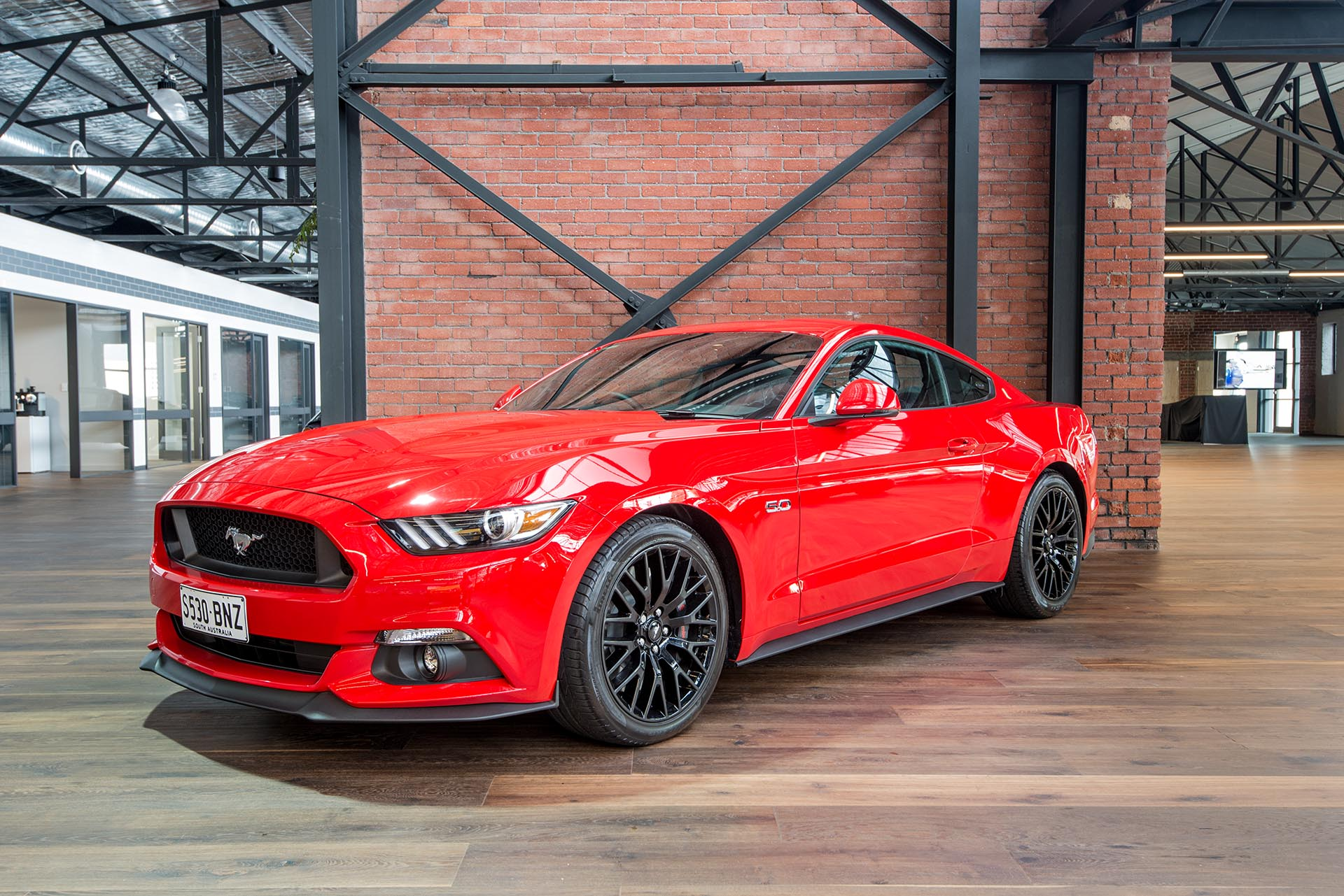 Performance Cars For Sale >> MY17 Ford Mustang 5.0 V8 - Richmonds - Classic and Prestige Cars - Storage and Sales - Adelaide ...