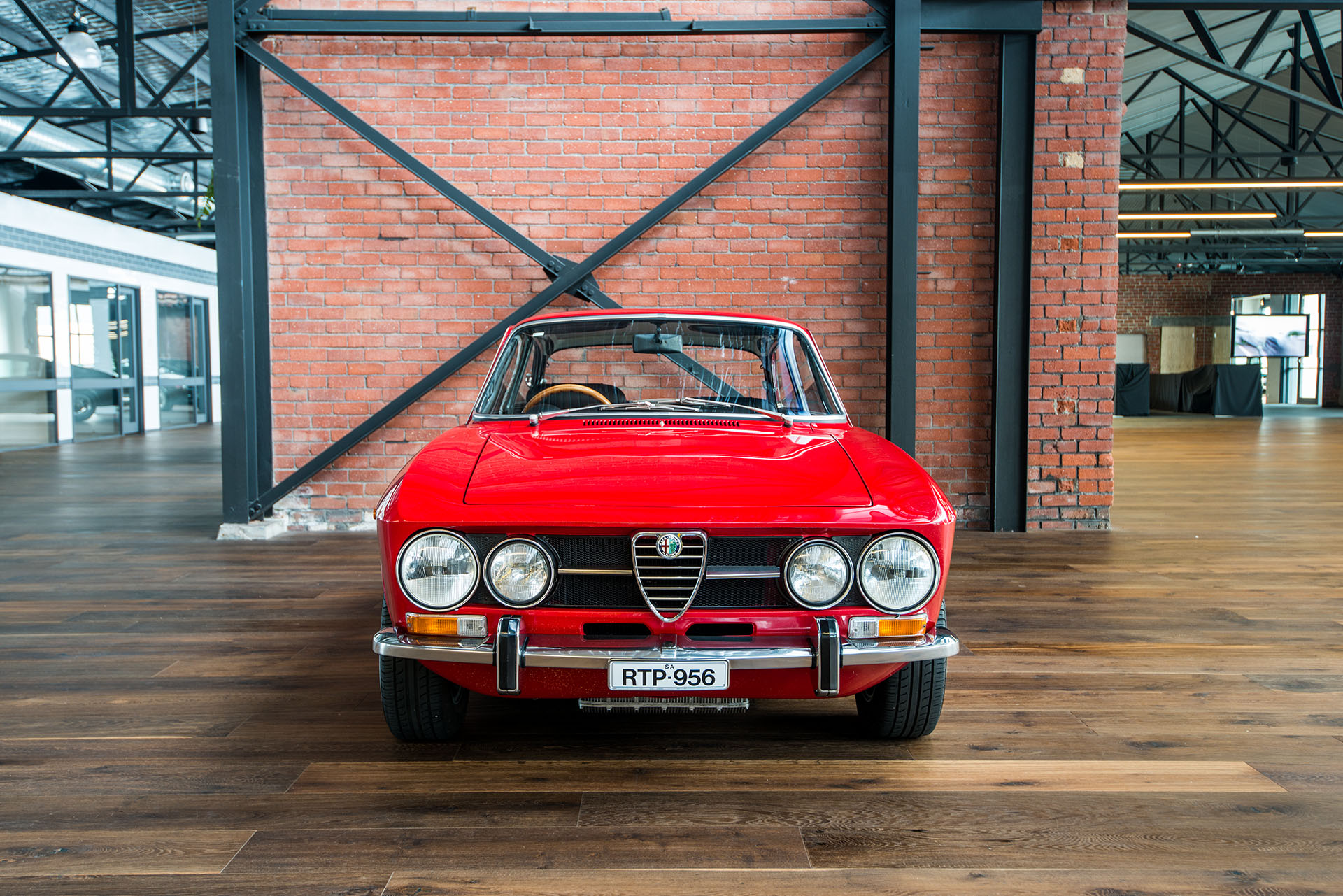 Alfa Romeo Red on Alfa Romeo Gtv
