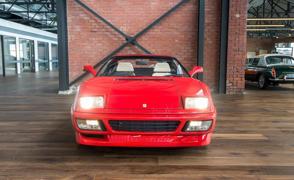 1990 Ferrari 348 TS Manual