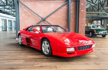 1990 Ferrari 348 TS Manual