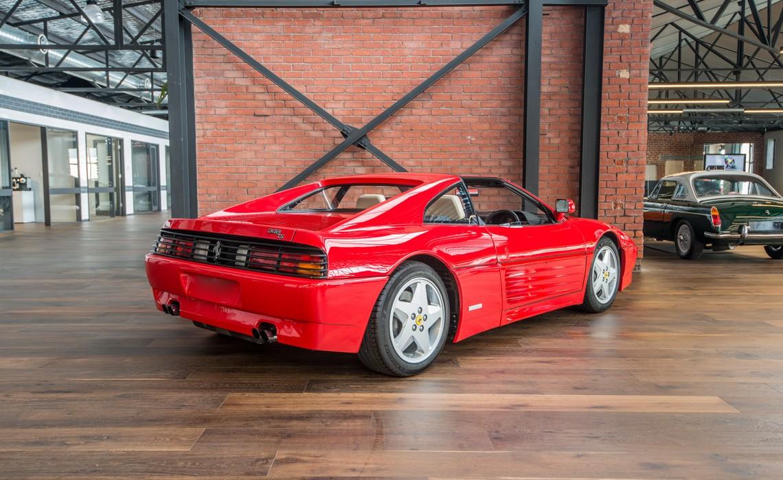 1990 Ferrari 348 Ts Manual Richmonds Classic And