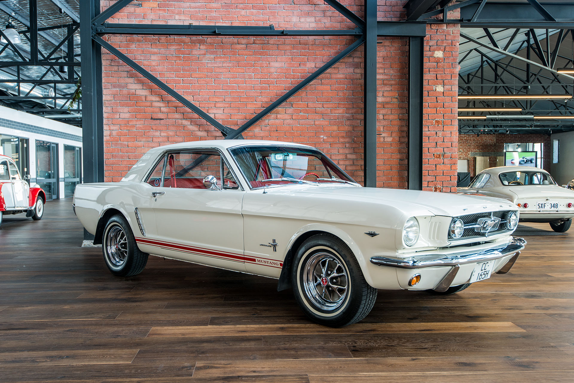 1965 Ford Mustang Richmonds Classic And Prestige Cars