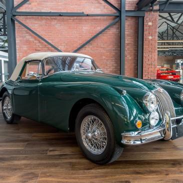 1959 Jaguar XK150 S Drophead Coupe