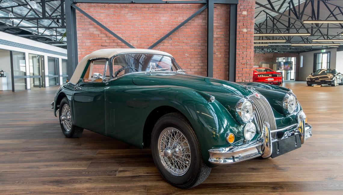 1959 Jaguar XK 150 S DHC