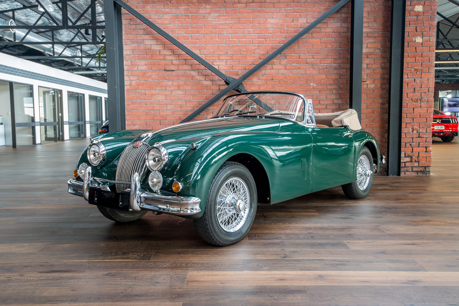 1959 jaguar xk150 s drophead coupe - richmonds - classic and prestige cars