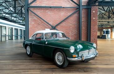 1964 MGB Mk1 Roadster