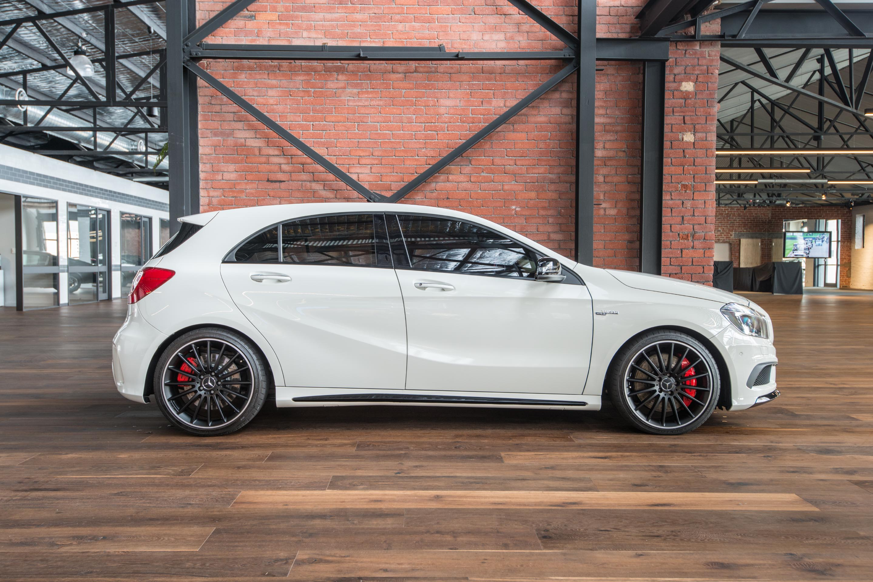 2015 Mercedes A45 Amg Richmonds Classic And Prestige