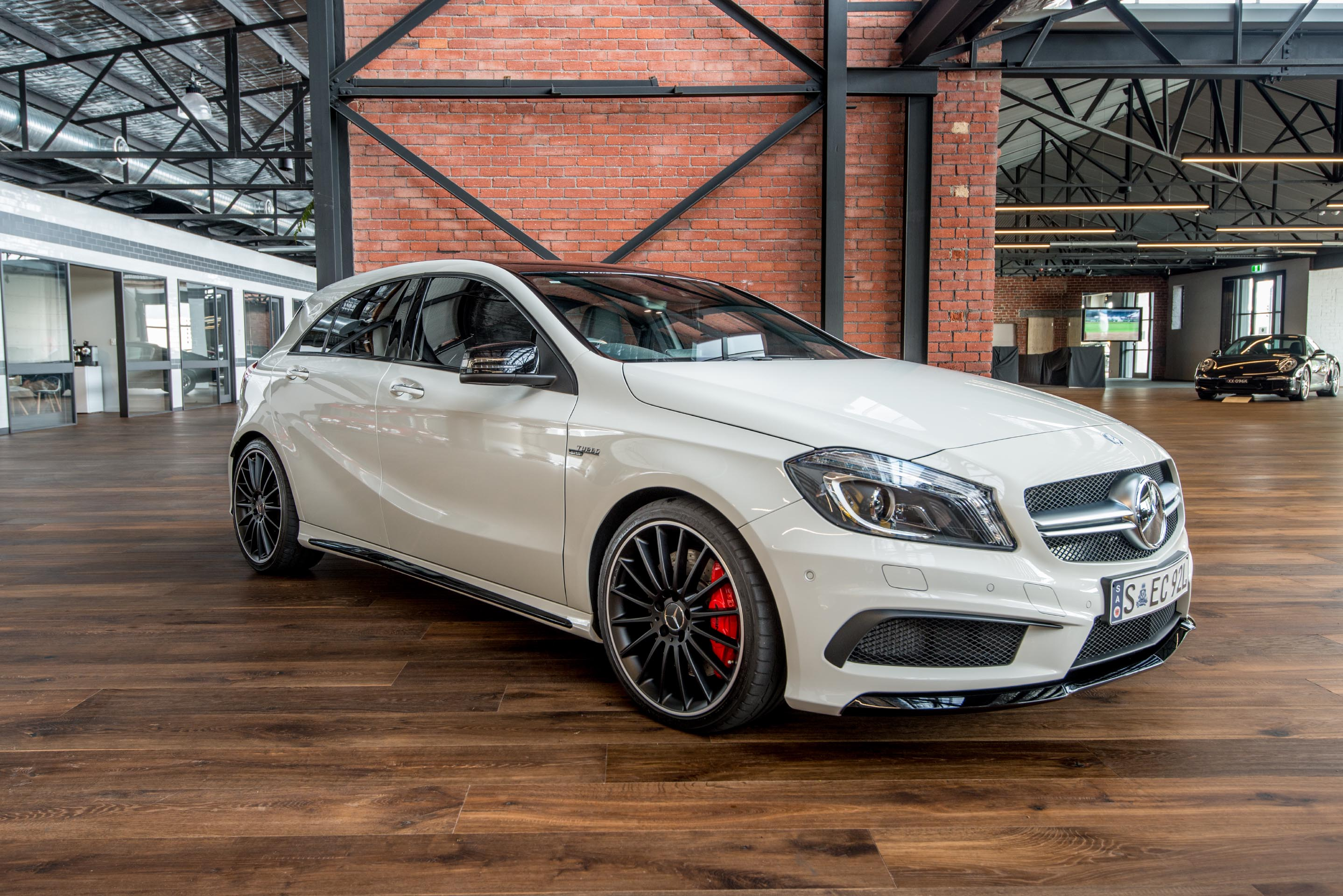 2015 mercedes a45 amg richmonds classic and prestige cars storage and sales adelaide. Black Bedroom Furniture Sets. Home Design Ideas