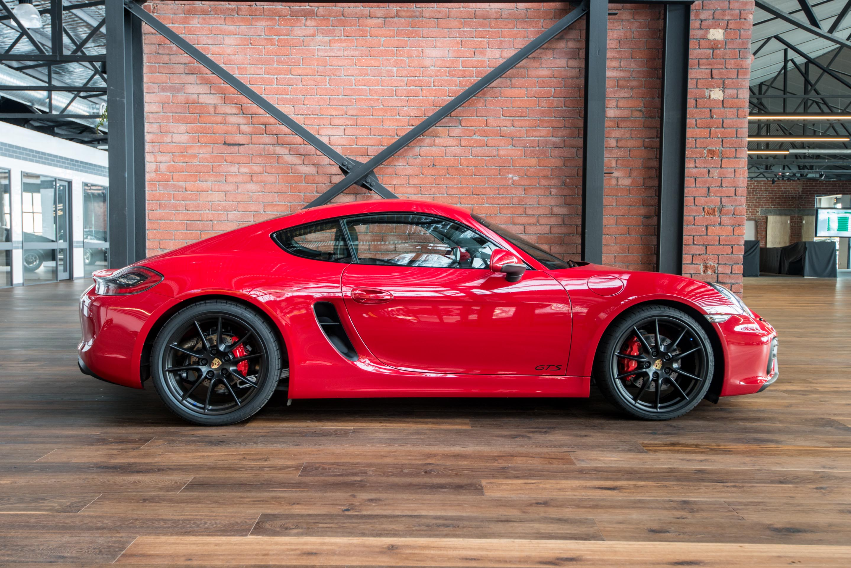 2015 Porsche Cayman GTS - Richmonds - Classic And Prestige ...