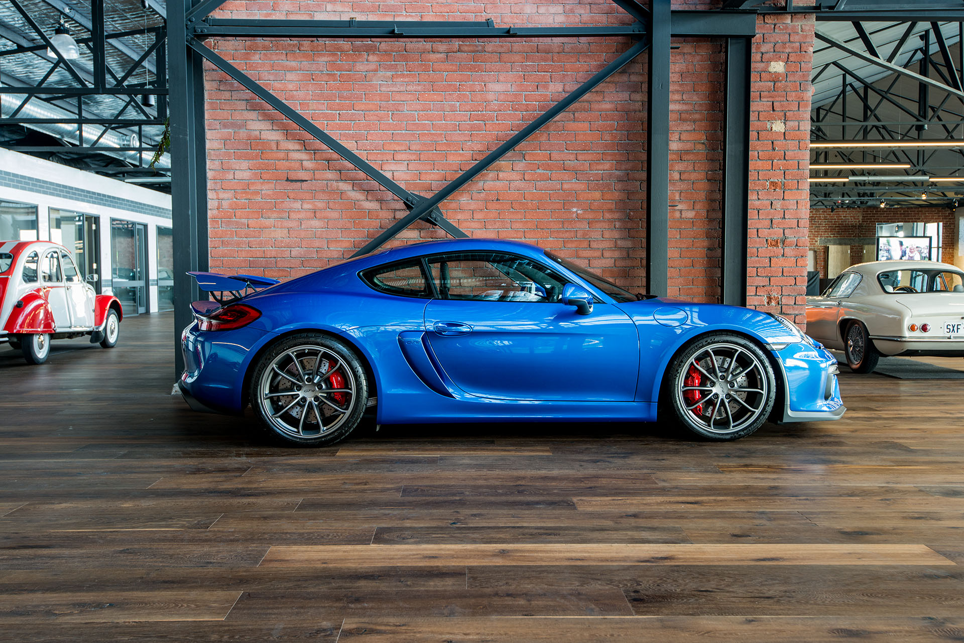 2016 Porsche Cayman Gt4 Richmonds Classic And Prestige