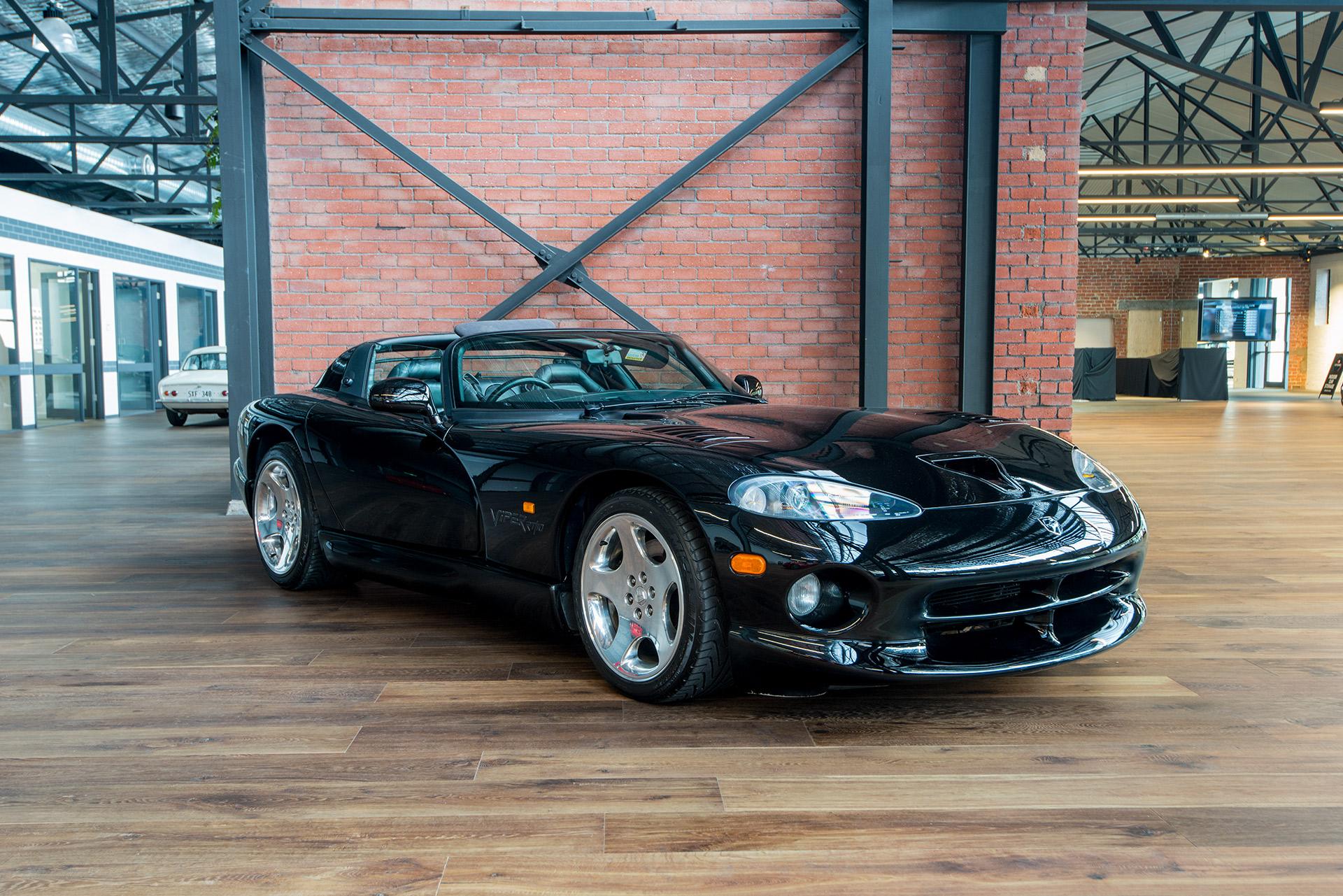 dodge viper for sale australia 2 Dodge Viper RT/2 Roadster - Richmonds - Classic and Prestige