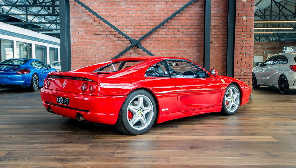 1998 Ferrari 355 Coupe