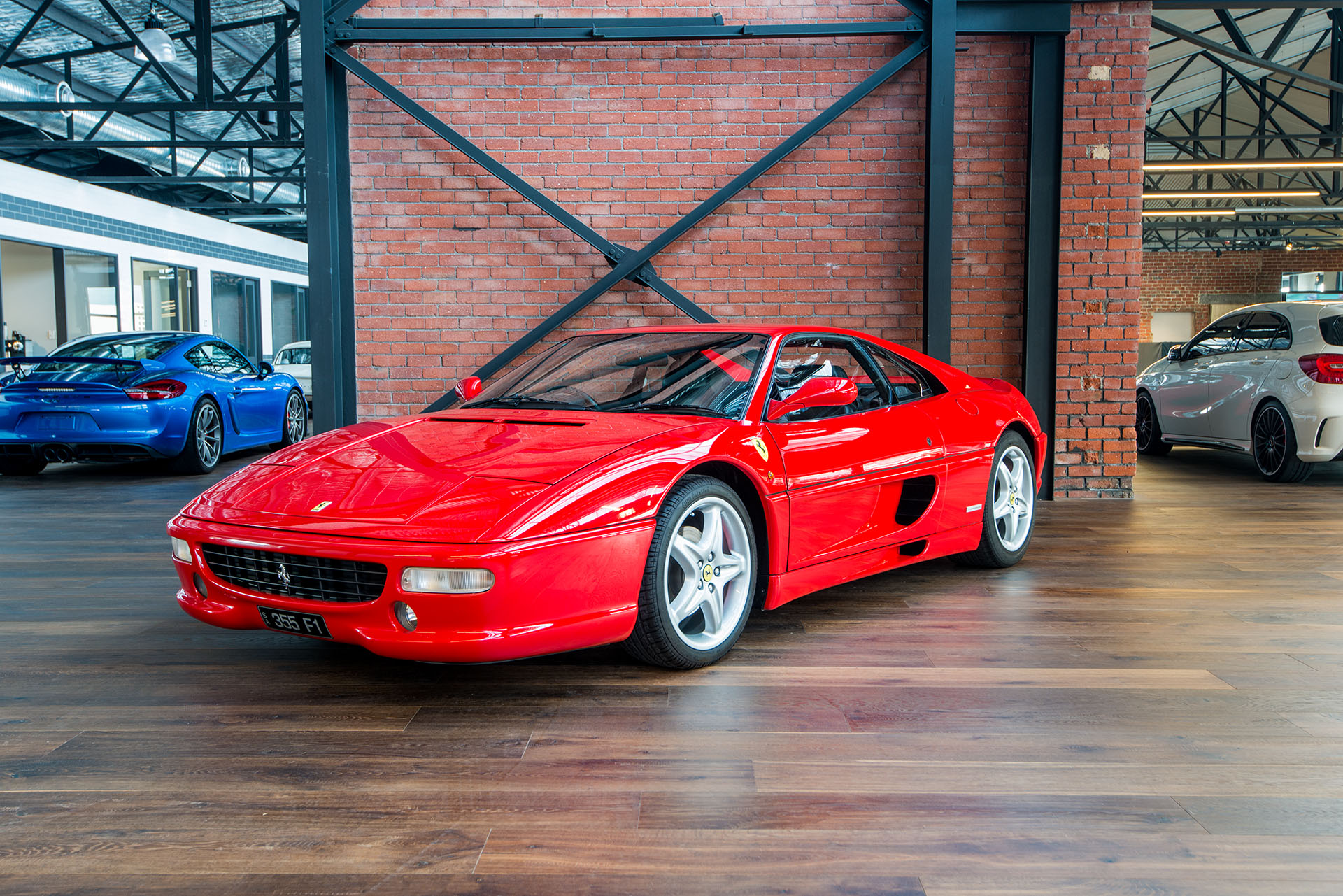 1998 Ferrari 355 Berlinetta F1 Richmonds Classic And